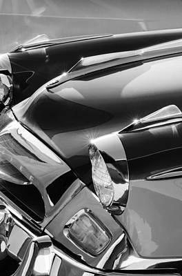 Photograph - 1955 Studebaker President by Jill Reger