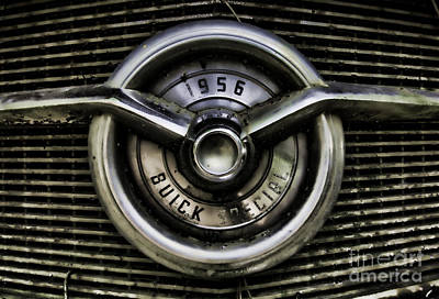 Photograph - 1956 Buick Special Two by Ken Johnson