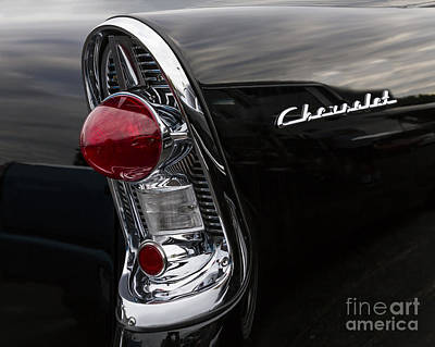 Photograph - 1956 Chevrolet by Dennis Hedberg