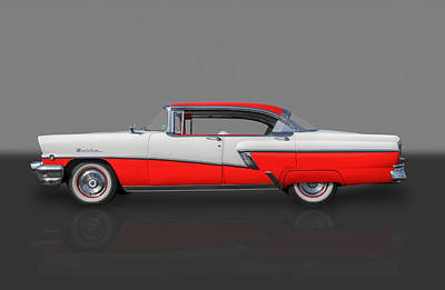 Photograph - 1956 Mercury Montclair Phaeton by Frank J Benz