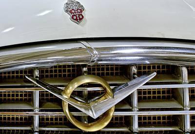 1956 Packard Caribbean Headlight Grill Original by Michael Gordon