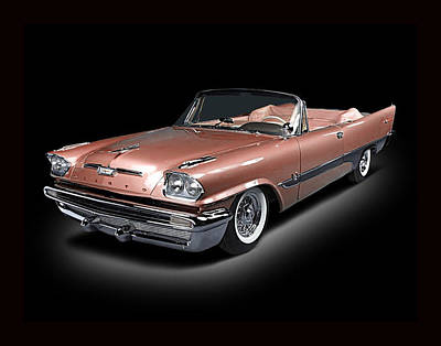 1957 De Soto Adventurer Convertible Original