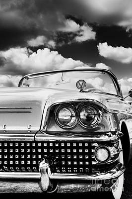 Fifties Buick Photograph - 1958 Buick Special  by Tim Gainey