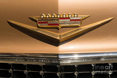 Photograph - 1958 Cadillac Eldorado Biarritz Dsc1421 by Wingsdomain Art and Photography