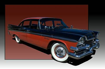 Photograph - 1958 Dodge Coronet by Tim McCullough