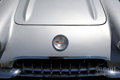 Photograph - 1959 Chevrolet Corvette 5d23548 by Wingsdomain Art and Photography