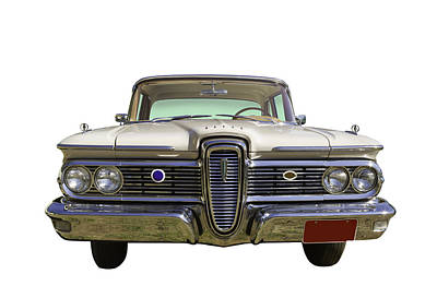 Photograph - 1959 Edsel Ford Ranger by Keith Webber Jr