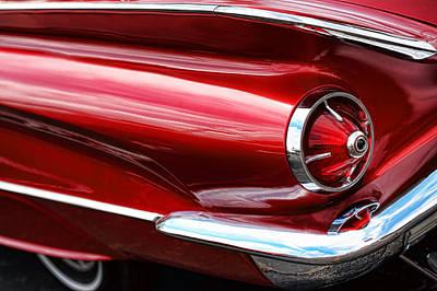 Photograph - 1960 Buick Lesabre by Gordon Dean II