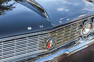155 Photograph - 1961 Buick Skylark  by Rich Franco