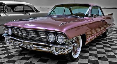 1961 Cadillac Coupe 62 Original