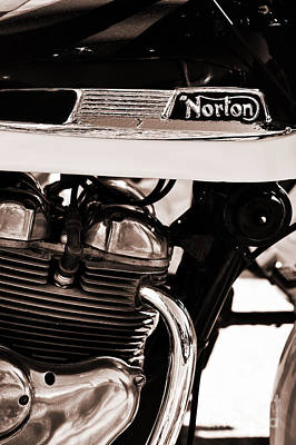 1961 Norton Navigator Original by Tim Gainey