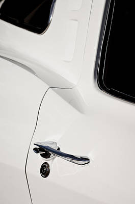 Classic Corvette Photograph - 1963 Chevrolet Corvette Split Window -079c by Jill Reger