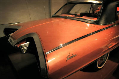 Photograph - 1963 Chrysler Turbine by Michelle Calkins