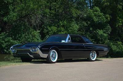 Photograph - 1963 Thunderbird by TeeMack