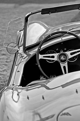 1964 Photograph - 1964 Ac Shelby Cobra 289 by Jill Reger