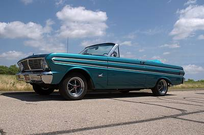 Photograph - 1964 Falcon Sprint Convertible by Tim McCullough