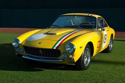 Photograph - 1964 Ferrari 250 Gt Lusso by Jill Reger