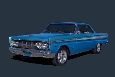 Photograph - 1964 Mercury Comet by Tim McCullough
