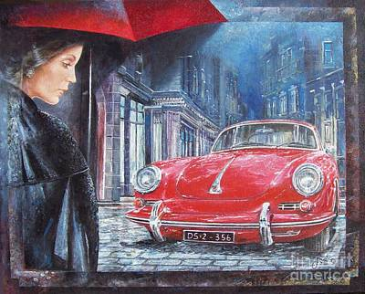 1964 Porsche 356 Coupe Original by Sinisa Saratlic