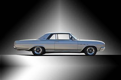 1965 Buick Gran Sport Art Print
