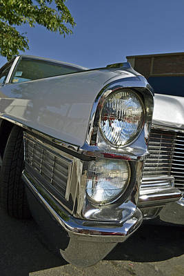 Photograph - 1965 Cadillac Front Detail by Bill Owen