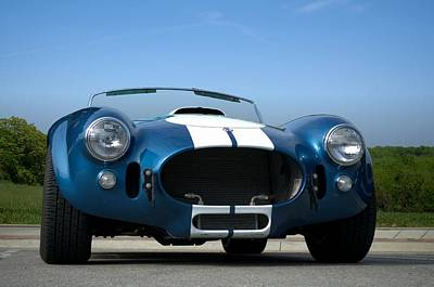 Photograph - 1965 Cobra Replica by Tim McCullough