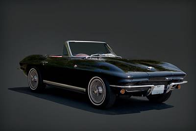 Photograph - 1964 Corvette by Tim McCullough