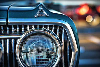 Photograph - 1965 Dodge Coronet by Gordon Dean II
