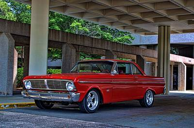 Photograph - 1965 Ford Falcon by Tim McCullough