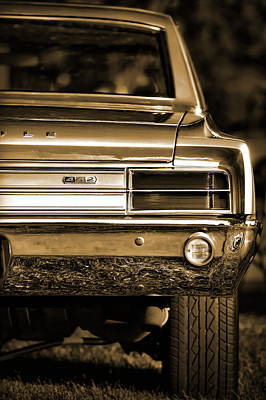 Photograph - 1965 Olds 442 by Gordon Dean II