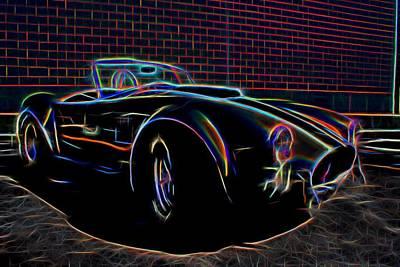 1965 Shelby Cobra - 2 Art Print