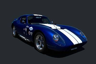 Photograph - 1965 Shelby Daytona Coupe Replica by Tim McCullough