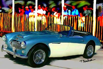 1966 Austin Healy 3000 Original