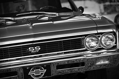 Photograph - 1966 Chevy Chevelle Ss 427 by Gordon Dean II