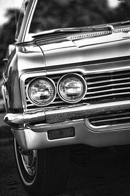 Photograph - 1966 Chevy Impala Ss Convertible by Gordon Dean II