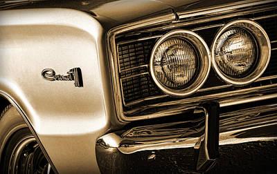 Photograph - 1966 Dodge Coronet 500 by Gordon Dean II