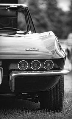 Photograph - 1967 Chevy Corvette Stingray by Gordon Dean II