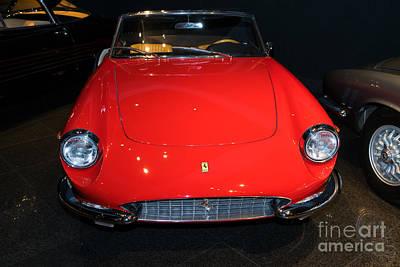 Photograph - 1967 Ferrari 330 Gts Dsc2618 by Wingsdomain Art and Photography