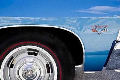 Photograph - 1967 Impala Ss 427 by Rich Franco