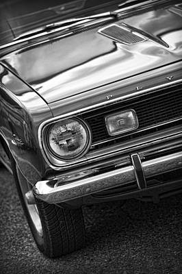 Photograph - 1967 Plymouth Barracuda by Gordon Dean II