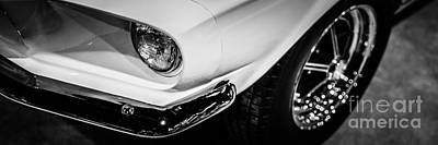 1967 Shelby Gt350 Ford Mustang Panoramic Picture Art Print by Paul Velgos