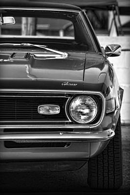 Photograph - 1968 Chevy Camaro Ss 350 by Gordon Dean II