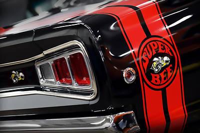Photograph - 1968 Dodge Coronet Super Bee by Gordon Dean II