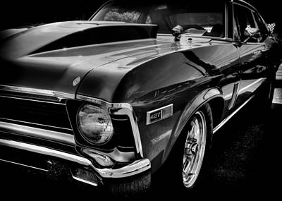 Chevy Photograph - 1969 Chevy Nova by David Patterson