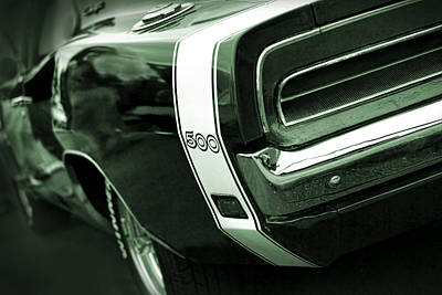 Photograph - 1969 Dodge Charger 500 by Gordon Dean II