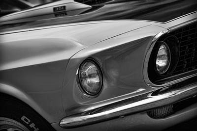 Photograph - 1969 Ford Mustang by Gordon Dean II