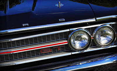Photograph - 1969 Ford Torino Gt by Gordon Dean II