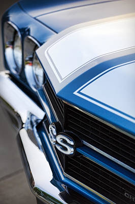 Photograph - 1970 Chevy Chevelle Ss by Gordon Dean II