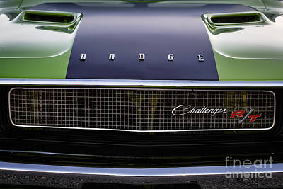 Photograph - 1970 Dodge Challenger by Dennis Hedberg