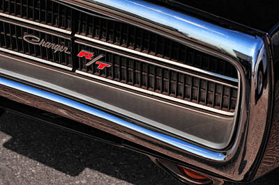 Photograph - 1970 Dodge Charger R/t by Gordon Dean II